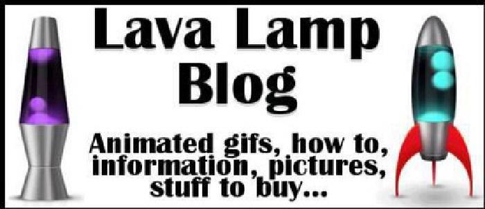 Lava Lamp Blog- Animated gifs, pics, shopping...