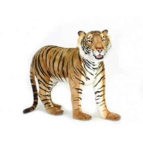 Life-Size Studio Plush Ride-On Tiger