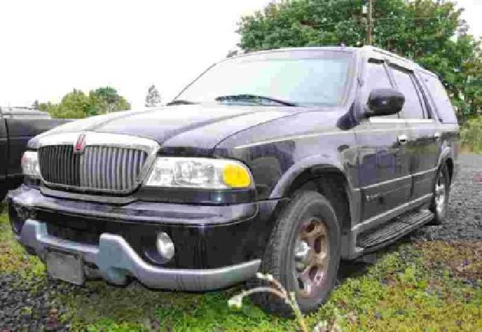 Lincoln Navigator Parts Parting Out Se Portland on 2005 Lincoln Navigator Tires