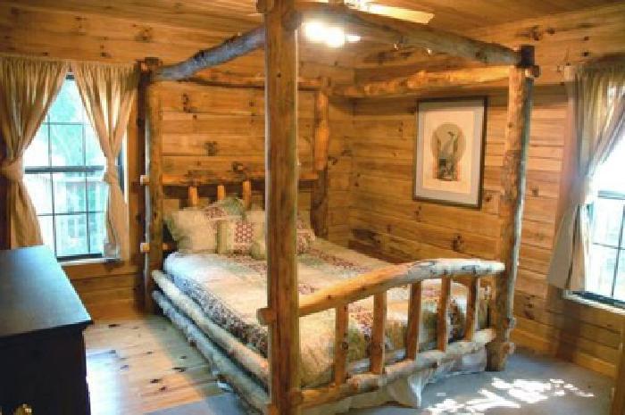 Log Bedroom Suit