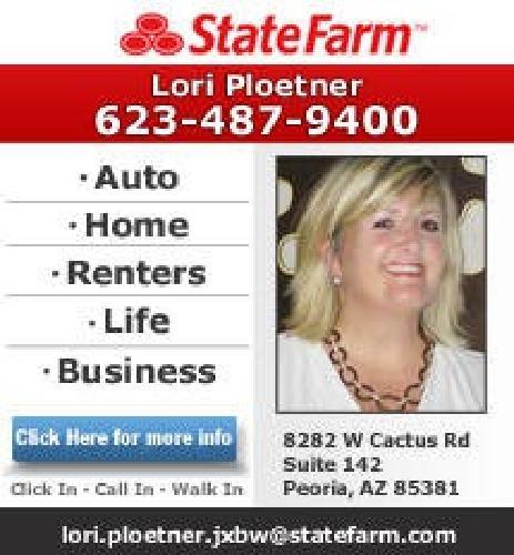 Lori Ploetner - State Farm Insurance Agent