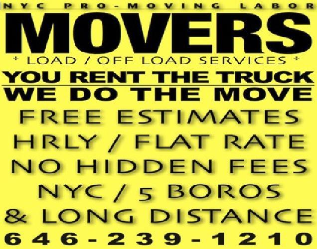 M _o _v _e _r _s __ Load / off Load Services & More