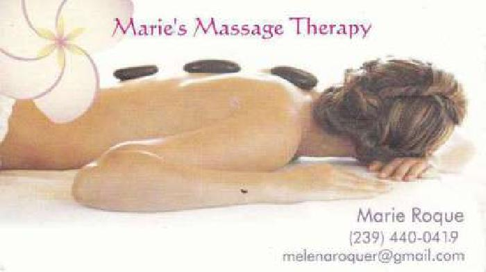 Marie's Massage Therapy