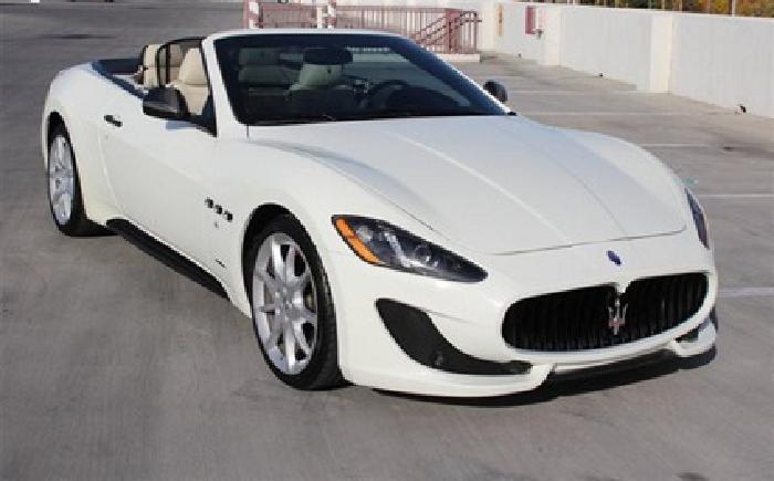 Maserati Gran -Turismo MC SPORTLINE year2013