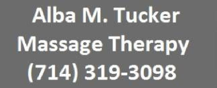 Massage Therapist Brea CA