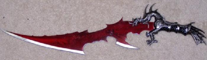 Medieval Knife