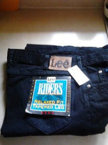 Mens Jeans 40 x 34 $12 each New with Tags 5 Assorted Pairs