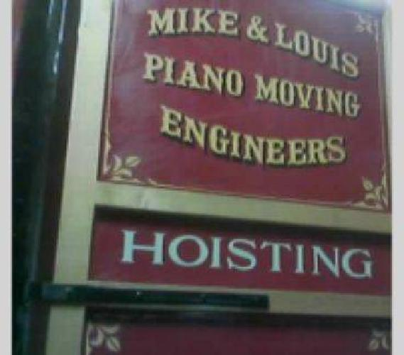 Mike Louis Piano Moving Engineers, Inc.