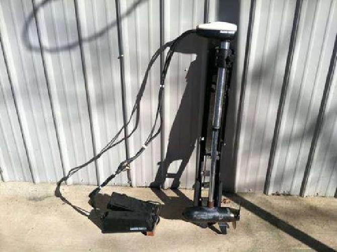 minn kota footsteer trolling motor for sale in harrisburg