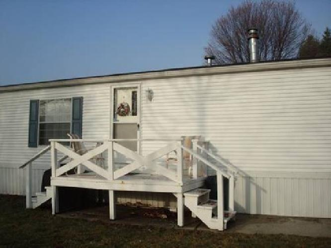 mobile home 1999 two conditions for sale in