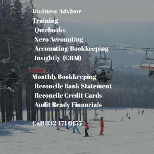 Monthly Bookkeeping Starting at 125.00/Month