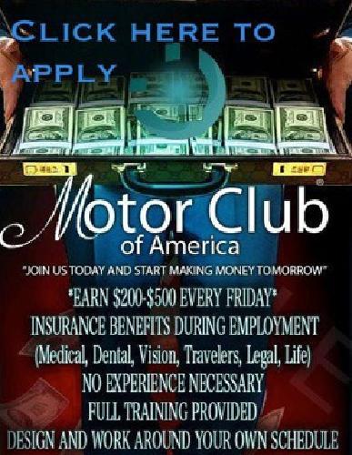 Motor Club Of America In Mayfield Kentucky Classified