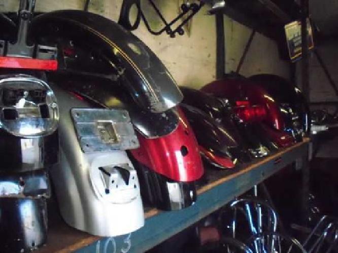 Motorcycle Fenders (Bensalem, PA)