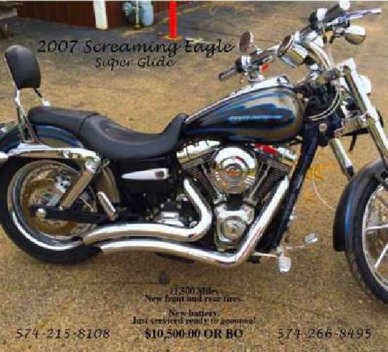Motorcycle, Harley