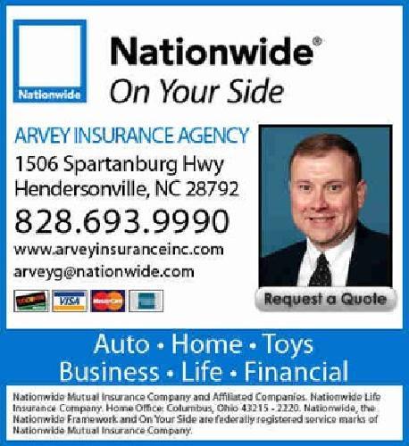Nationwide Arvey Insurance Agency Inc