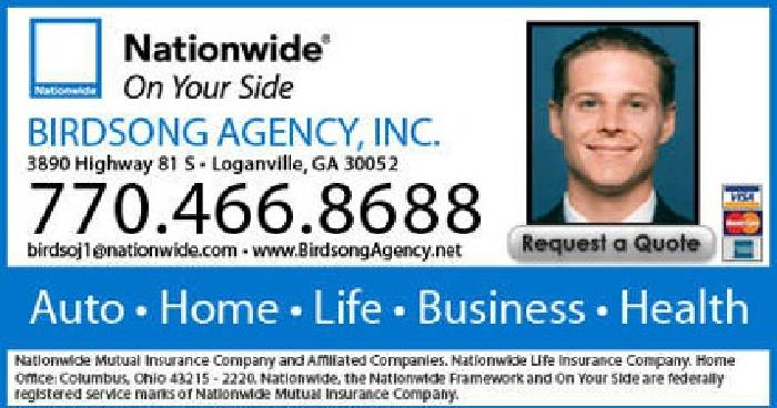 Nationwide Birdsong Agency Inc