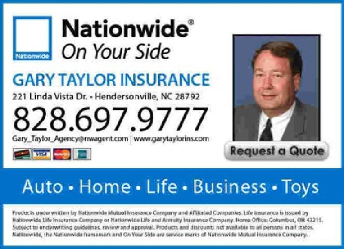 Nationwide Gary Taylor Insurance