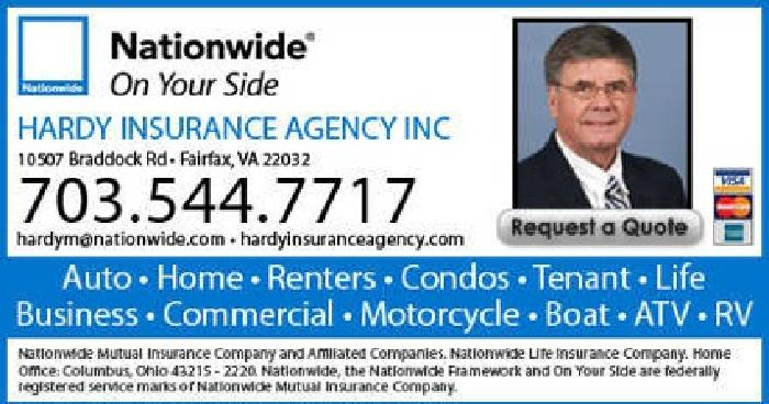 Nationwide Hardy Insurance Agency Inc