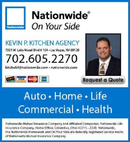 Nationwide Kevin P Kitchen Agency