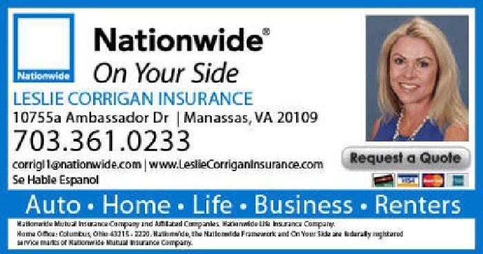 Nationwide Leslie T Corrigan