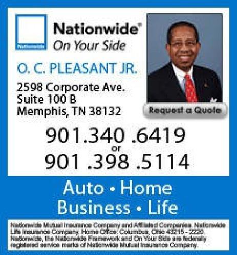 Nationwide Ocie C. Pleasant