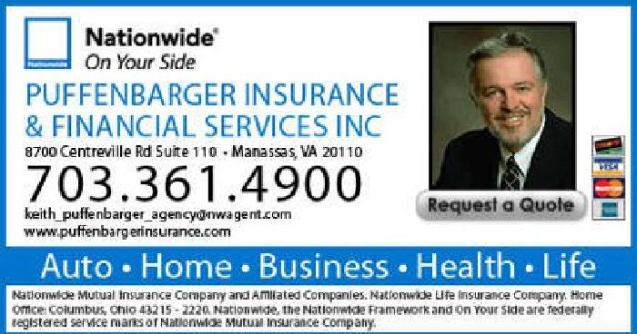 Nationwide Puffenbarger Insurance & Financial Services Inc