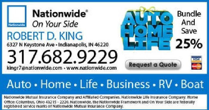 Nationwide Robert D King