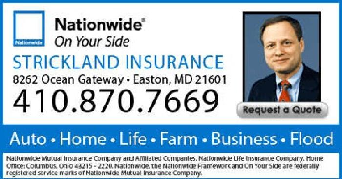 Nationwide RW Strickland Insurance