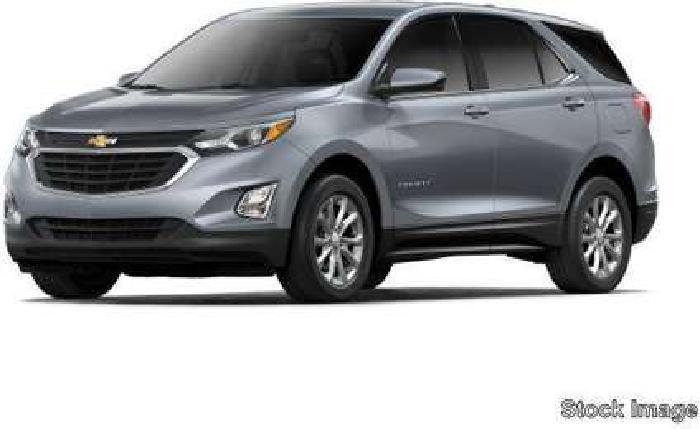 New 2018 Chevrolet Equinox AWD 4dr