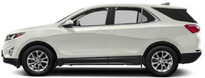 New 2018 Chevrolet Equinox FWD 4dr