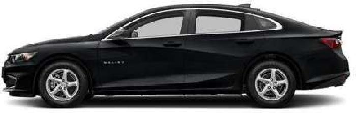 New 2018 Chevrolet Malibu 4dr Sdn
