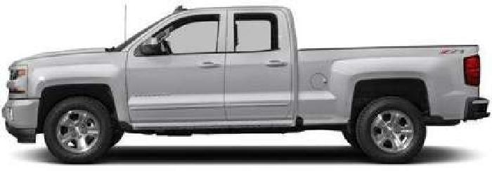 New 2018 Chevrolet Silverado 1500 2WD Double Cab 143.5