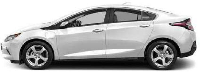 New 2018 Chevrolet Volt 5dr HB