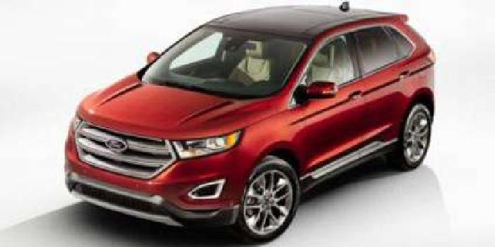 New 2018 Ford Edge 4dr FWD
