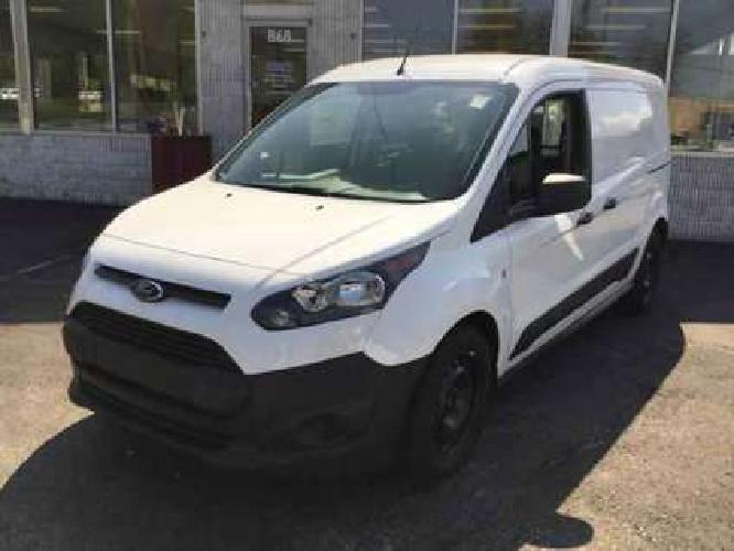 New 2018 Ford Transit Connect LWB w/Rear Symmetrical Doors