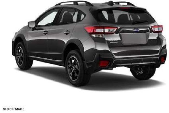 New 2018 Subaru Crosstrek 2.0i CVT