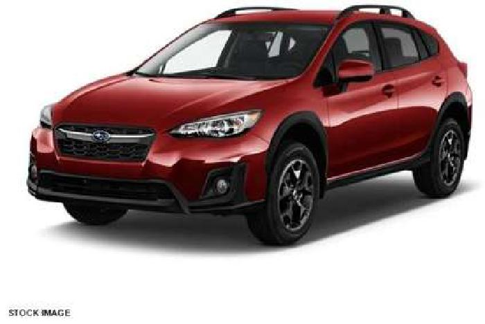 New 2018 Subaru Crosstrek 2.0i Manual