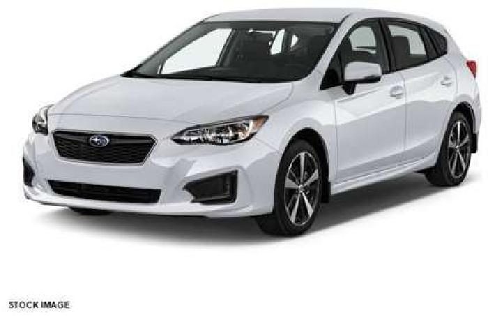 New 2018 Subaru Impreza 2.0i 5-door CVT
