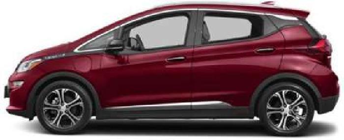 New 2019 Chevrolet Bolt EV 5dr Wgn