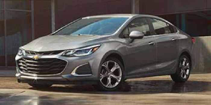 New 2019 Chevrolet Cruze 4dr Sdn