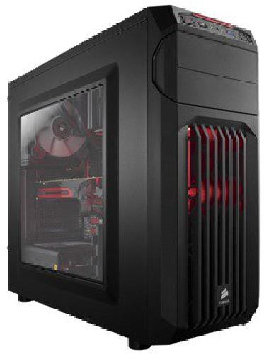 NEW Custom Gaming System with AMD 460 Graphics and Solid State Drive