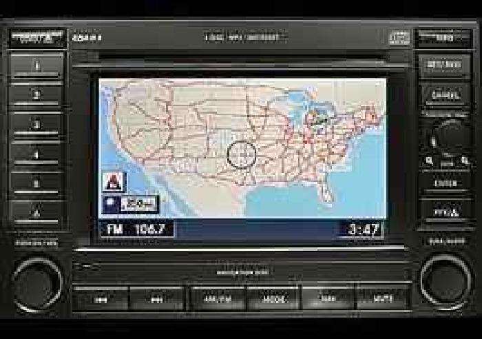 New Dodge Chrysler & Jeep navigation dvd rec/rb1 VER. AL