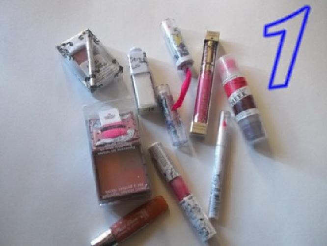 New Hard Candy Cosmetics