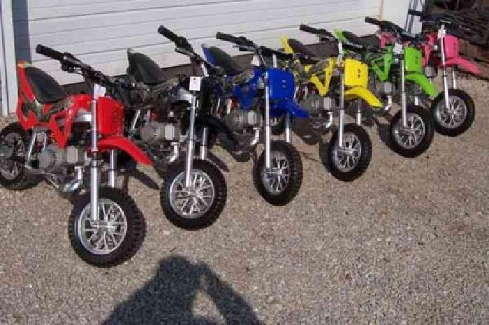 New Kids Atvs, Dirt Bikes, 49cc Moped, 150, 250cc Scooters (Tiffin