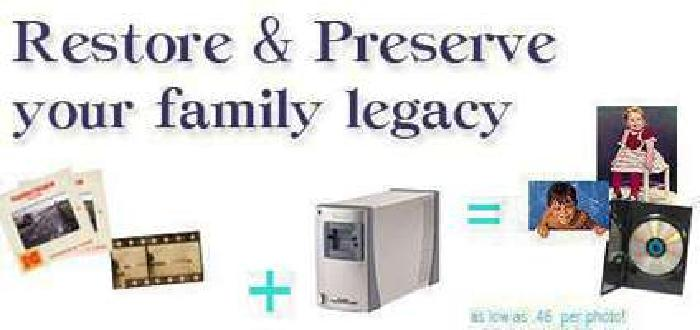 New York Slide and Photo Scanning Service