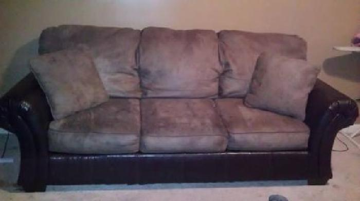 Nice Ashley Couch And Loveseat For Sale In Little Rock Arkansas Classified