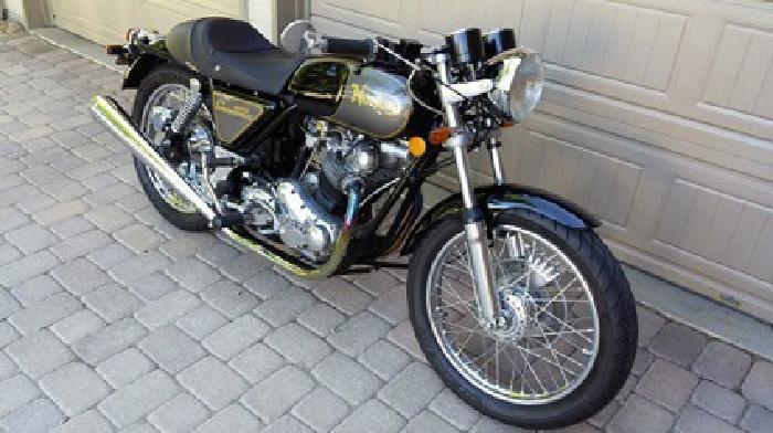 Norton Commando 850 year 1975