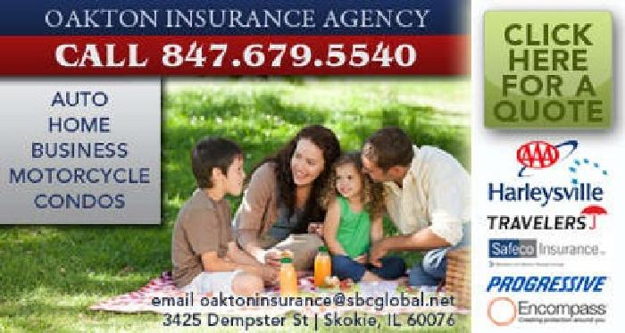 Oakton Insurance Agency Inc