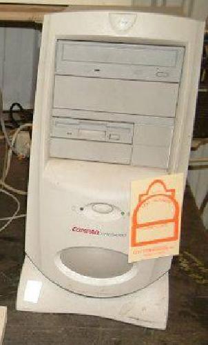 OLD computer running WINDOWS 98! - TRADE for SOMETHING STRANGE OR ODD (EDMOND)