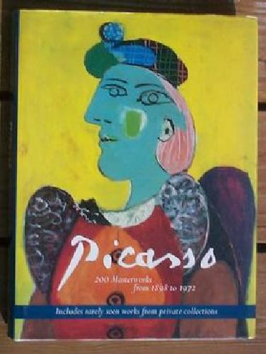 Pablo Picasso Hardcover Books of Art